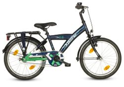 "18"" LOEKIE X-PLORER BOY BLUE/GREEN"