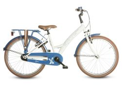 "22"" LOEKIE X-PLORER GIRL WHITE/BLUE"