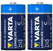 BATT VARTA ENGELS LR14 C HIGH ENERGY KRT A 2