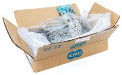 Kmc ketting 9-speed x9 114 links zilver/grijs werk