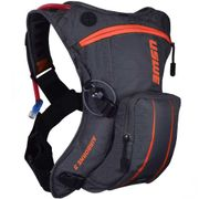 RUGTAS USWE AIRBORNE 3 HYDRATION PACK GRY/OR