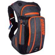 RUGTAS USWE AIRBORNE 9 HYDRATION PACK GRY/OR