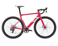 FIETS 3T STRADA TEAM RED ETAP RO M