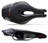 SELLE ITALIA IRON EVO SUPERFLOW SD TI 316 U3/BLACK