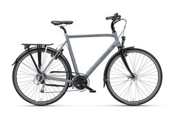 BATAVUS BOULEV. X-LIGHT H53 V24 MULTIGREY ND