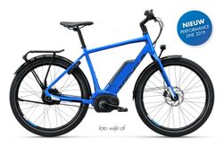 KOGA PACE B10 (LTD) GENTS-S BLAUW
