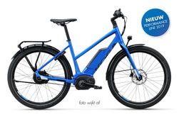 KOGA PACE B10 (LTD) MIXED-S BLAUW