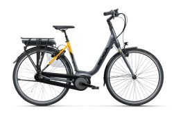 Koga E-NOVA LADY 53CM 500WH Grey / Lemon Curry Matt