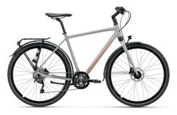 Koga F3 5.0 S GENTS 54CM Dawn Grey Matt