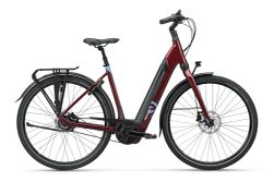 KOGA E-NOVA EVO-PT LADY XS DARK-CHERRY NO BATT
