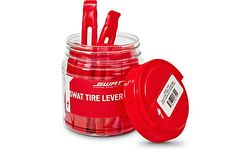 SWAT TIRE LEVER RED 20PC COUNTER TOP BOTTLE