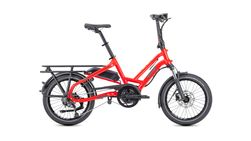 TERN HSD P9 LR       RED/ GREY