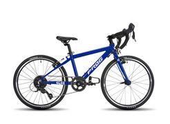 FROGBIKES RACE 24 blue 67