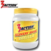 3 ACTION RECOVERY SHAKE VANILLA 500GR