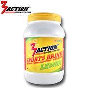 3 ACTION SPORTS DRINK 1KG - LEMON