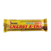 3 ACTION ENERGY XTRA BAR COOKIES-CHOCOLATE