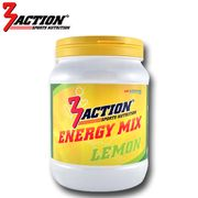3 ACTION ENERGY MIX 500GR - LEMON
