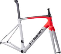 TEST SPEC ROUBAIX SW FRMSET DOVGRY/RKTRED/BLK 54