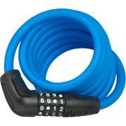 ABUS KABELSLOT CODE NUMERO 5510C/180 SCMU BLUE