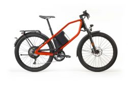 KLEVER X SPEED TANGER ORANGE MEDIUM 850WH
