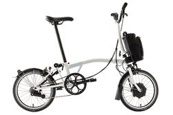 BROMPTON ELECTRIC H6LN WIT