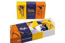 PACIFICO SOCKS GIFT BOX LEGENDS L/XL