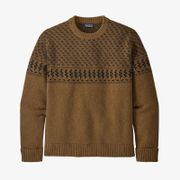 PAT M'S RECYCLED WOOL SWEATER XL