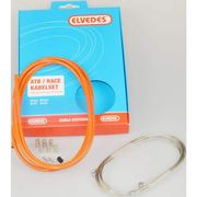 ELVEDES REMKABEL KIT ATB/RACE ORANGE