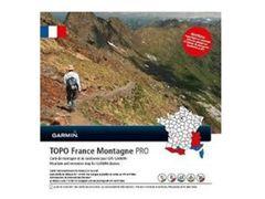 Garmin kaart frankrijk montagne pro alpen + pyrene