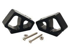 Burley montagekit elastomeer vering dlite/solo