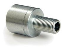 Burley adapter koppeling 3/8x26