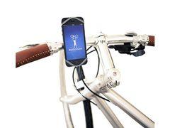 Finn universele smartphonehouder voor fietssturen