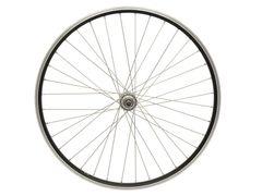"""Cordo achterwiel 26"""" 19-559 freewheel vaste as zwa"""