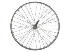 Cordo achterwiel 26x1 3/8 22-590 chroom velg shim rem
