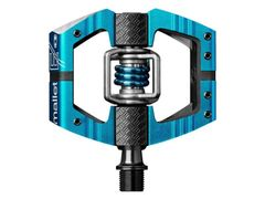 Crankbrothers pedaal mallet e electric blue / blau