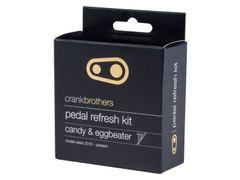 Crankbrothers refresh kit eggbeater / candy 11