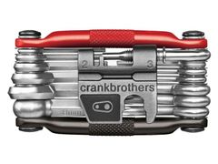 Crankbrothers multitool m 19 zwart / rood
