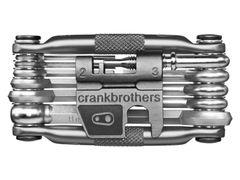 Crankbrothers multitool m 17 nikkel