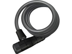 Spiraalslot Primo 5510 - 180cm - ø10mm - Zwart
