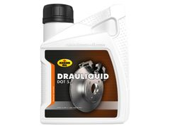 Kroon-oil remvloeistof drauliquid dot 5.1 500ml