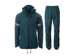 Agu original rain suit teal blauw xl