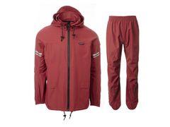 Agu original rain suit maroon xxl