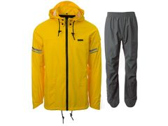 Agu original rain suit yellow xl