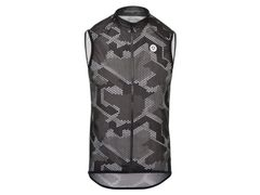 Agu body wind hexa camo bl/grey xxl