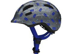 Abus helm smiley 2.1 blue mask s 45-50