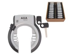 Axa ringslot defender rl wp(20) zilver/zwart art2