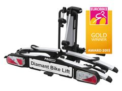 Pro-user bike lift diamant fietsendrager