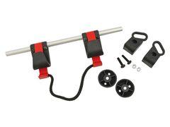 Cordo rails module klickfix 245mm, voor 8-18mm dra