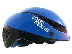 Cadomotus omega aerospeed helm blauw s (50-55 cm)