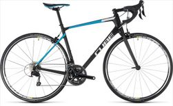 CUBE ATTAIN GTC PRO CARBON/BLUE 2018 56 CM